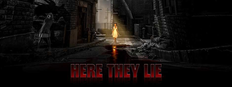 Découvrez Here They Lie, un jeu d'horreur surréel pour PS VR et PS4