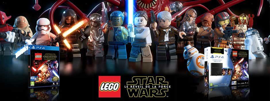 Participez au grand jeu-concours LEGO Star Wars : Le Réveil de la Force