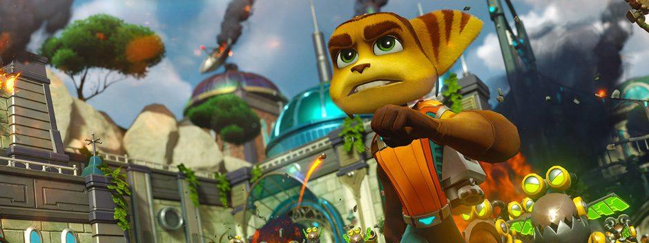 Remises de la semaine sur le PlayStation Store : Ratchet & Clank, Star Wars Battlefront et plus encore…