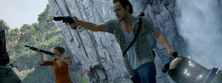 Le DLC multijoueur Trésors perdus et la mise à jour 1.08 d'Uncharted 4 sont disponibles dès aujourd'hui