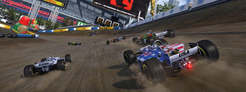 Nouvelles remises sur le PlayStation Store : Trackmania Turbo est l'offre de la semaine