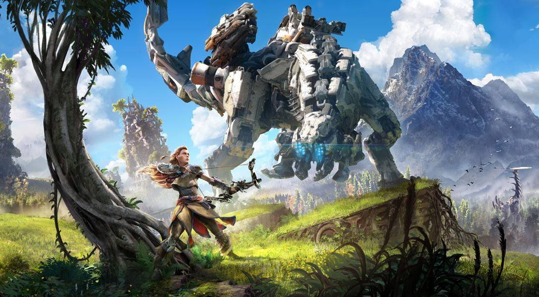 La nouvelle vidéo de gameplay de Horizon Zero Dawn à l'E3