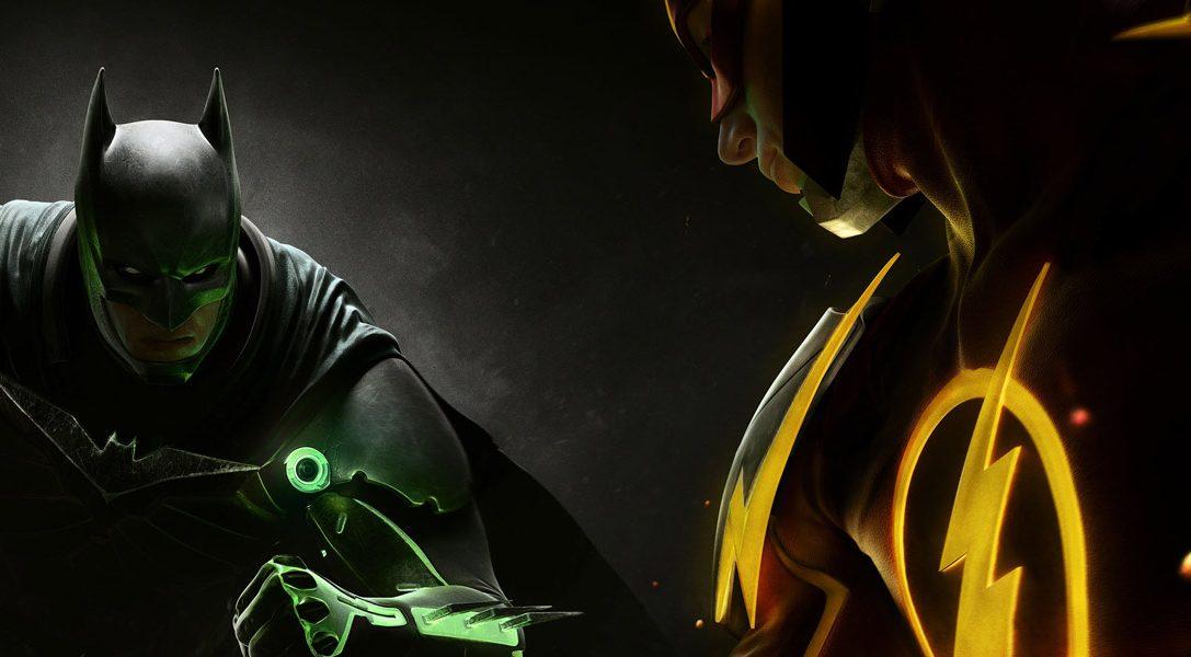 Injustice 2 arrivera sur PS4 en 2017