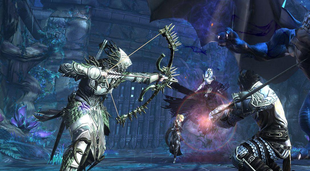 Le MMO free-to-play Neverwinter débarque sur PlayStation 4 cet été