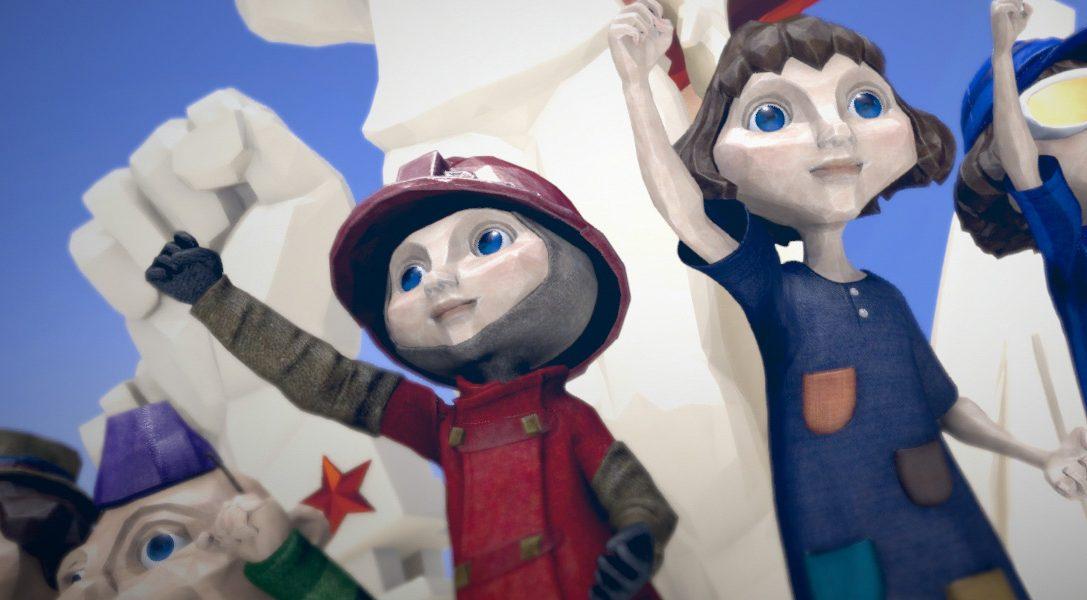 The Tomorrow Children, le week-end de bêta ouverte commence vendredi.