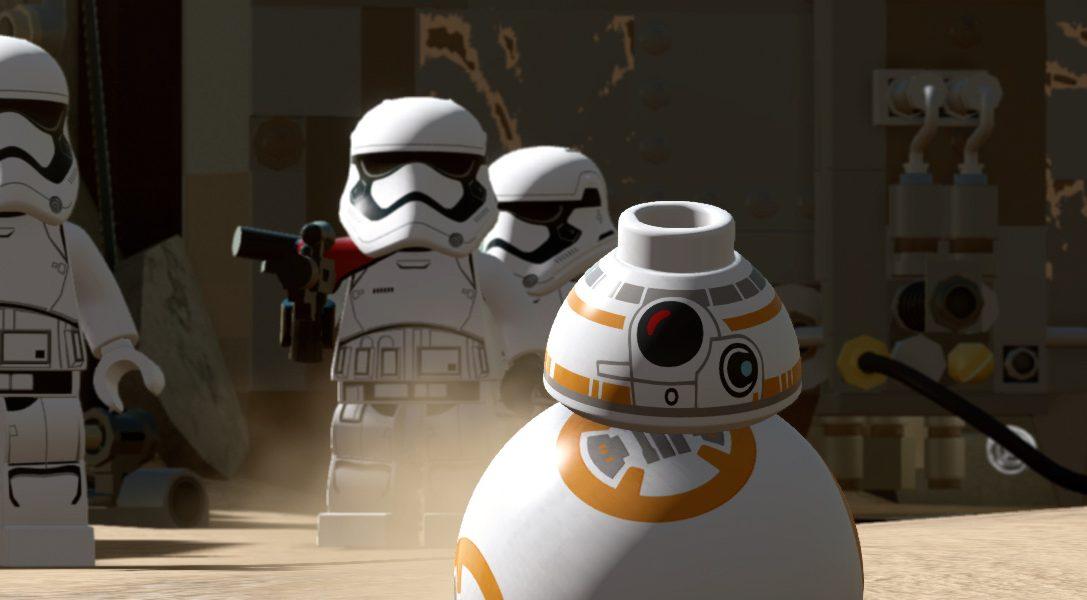 LEGO Star Wars : Le Réveil de la Force aura des DLC exclusifs PlayStation au lancement