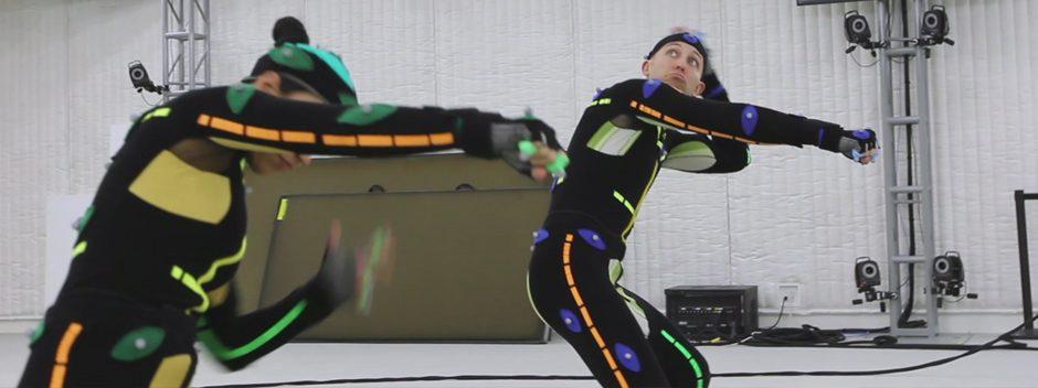 La création en motion-capture des provocations d'Uncharted 4