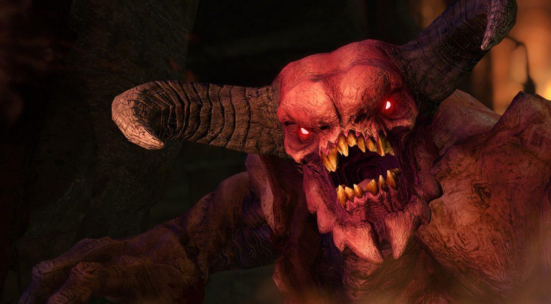 Nouvelles remises sur le PlayStation Store : DOOM est l'offre de la semaine