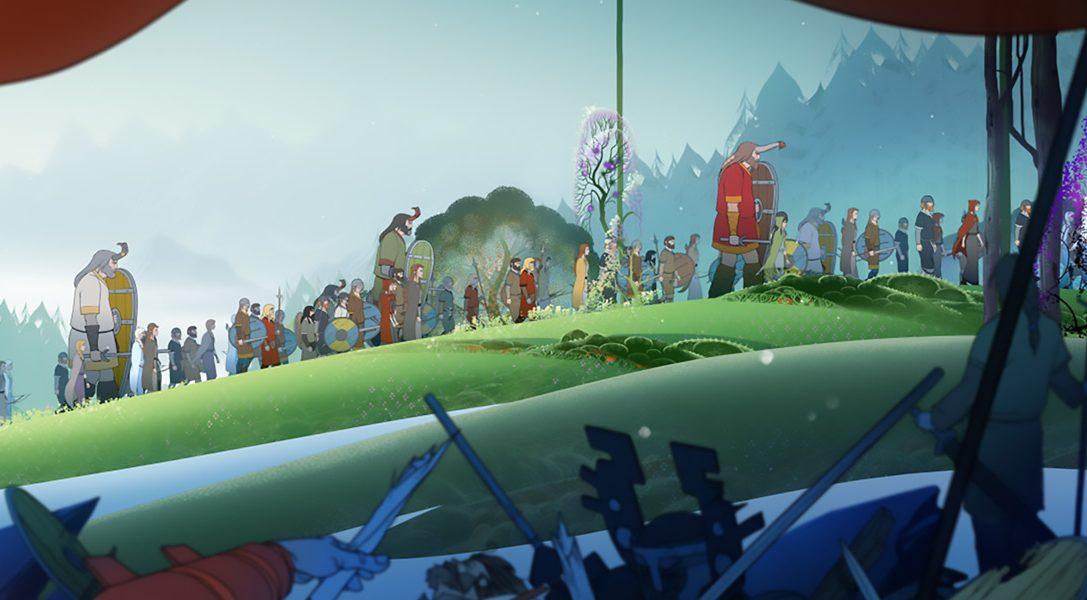 Mise à jour du PlayStation Store : The Banner Saga 2, Furi, Hawken, et plus encore…