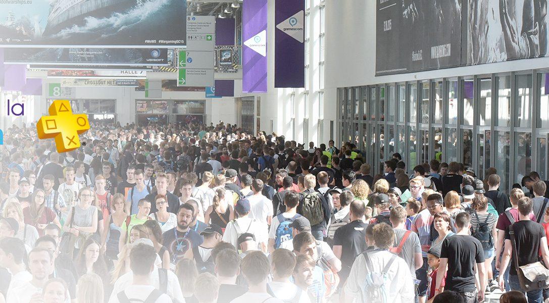Gagnez un voyage pour deux à la Gamescom 2016