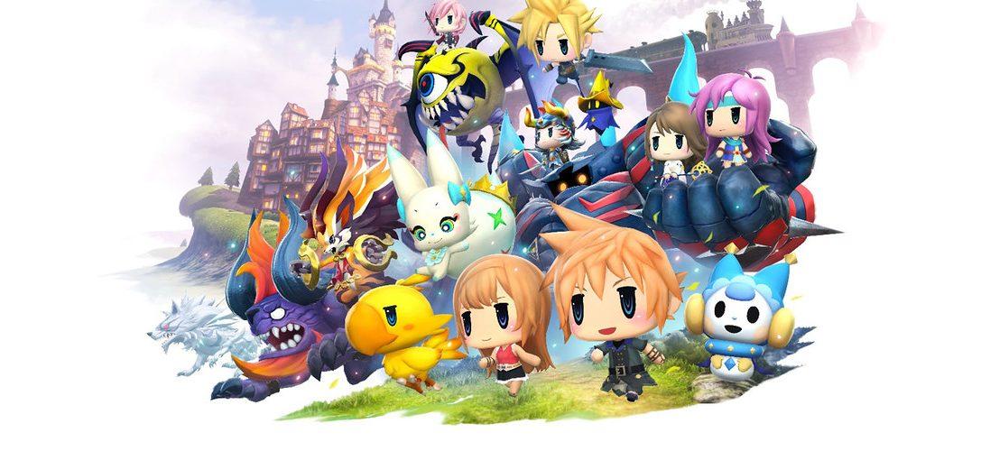 Découvrez l'édition collector de World of Final Fantasy