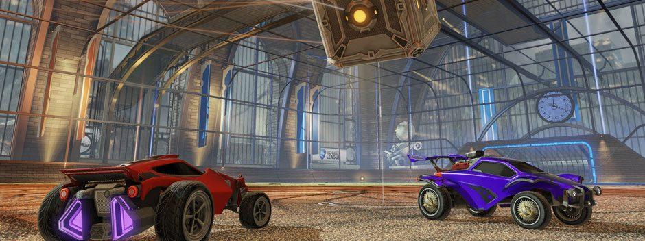 Rocket League en première position des ventes du PlayStation Store en juillet
