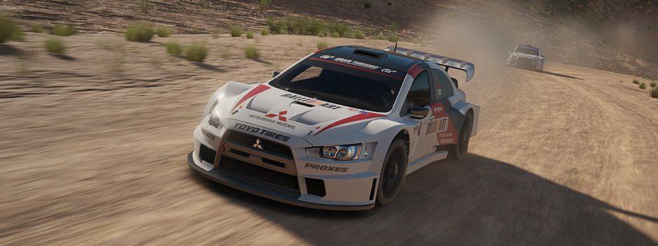Des infos sur Gran Turismo Sport