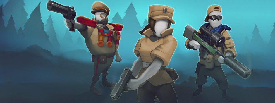 Aujourd'hui, du nouveau contenu arrive pour GUNS UP!, le jeu de stratégie free-to-play sur PS4
