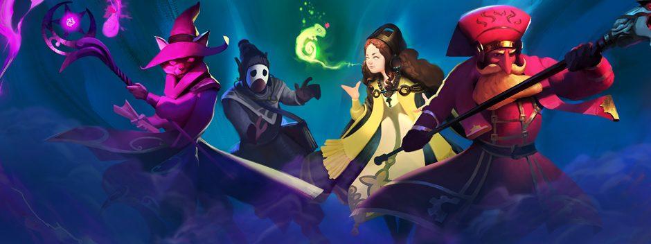 Le jeu co-op de sorcellerie Nine Parchments annoncé pour PS4