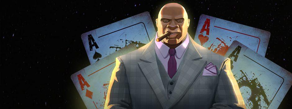 Prominence Poker, RPG de jeu de cartes multijoueur en free-to-play, sort sur PS4 la semaine prochaine