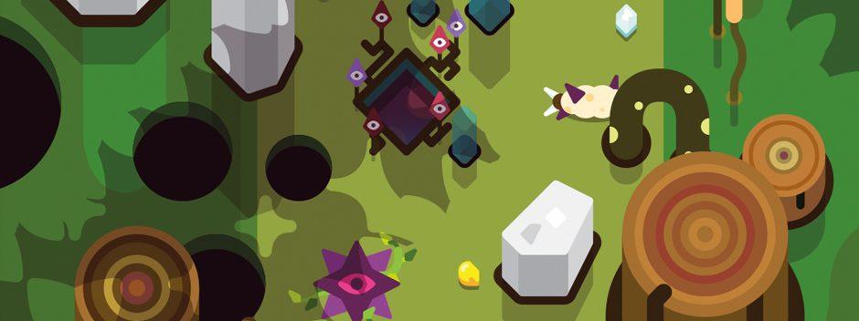 Escaladez une montagne à génération procédurale dans TumbleSeed, bientôt disponible sur PS4