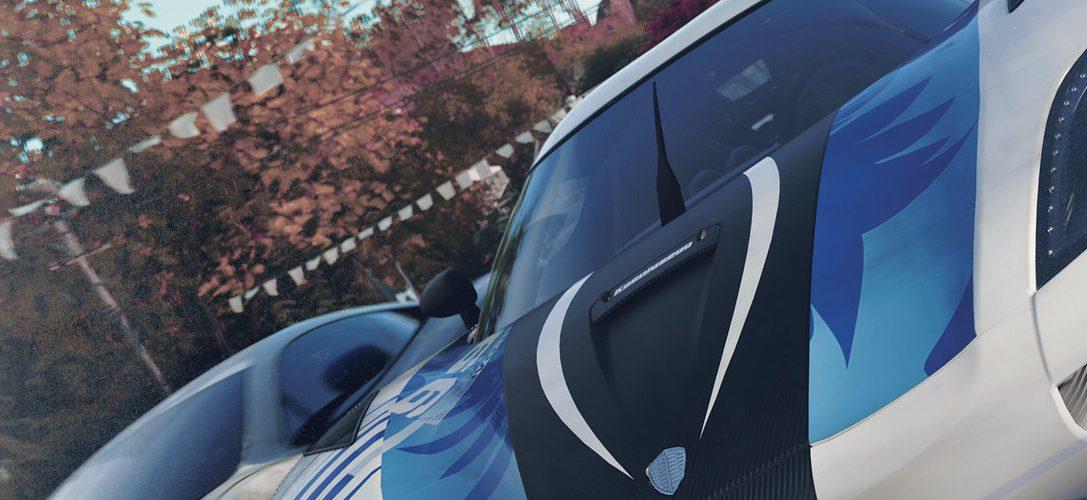 Driveclub VR annoncé sur PlayStation VR
