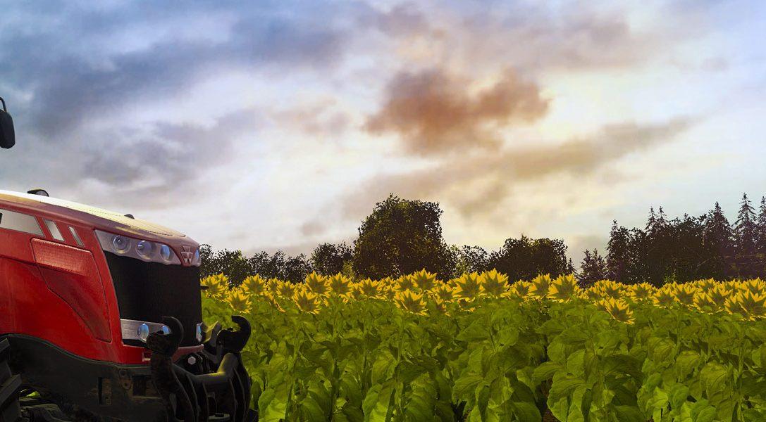 Farming Simulator 17 débarque sur PS4 en octobre, avec des trains, des cochons et bien plus encore