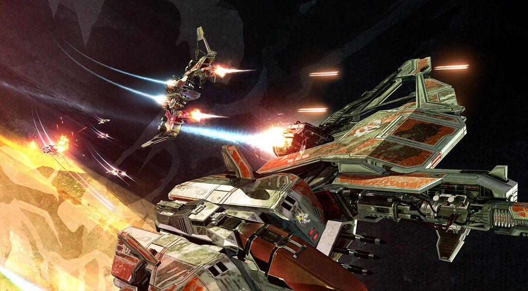 Tout ce que vous avez besoin de savoir sur EVE: Valkyrie sur PlayStation VR