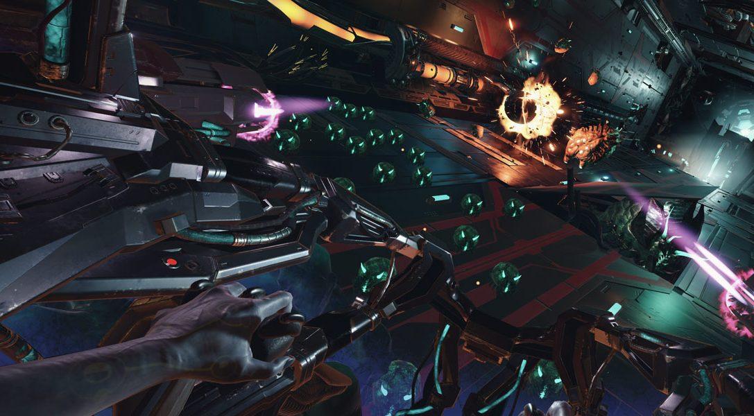 Zoom sur Scavenger's Odyssey, la chasse au trésor SF de PlayStation VR Worlds