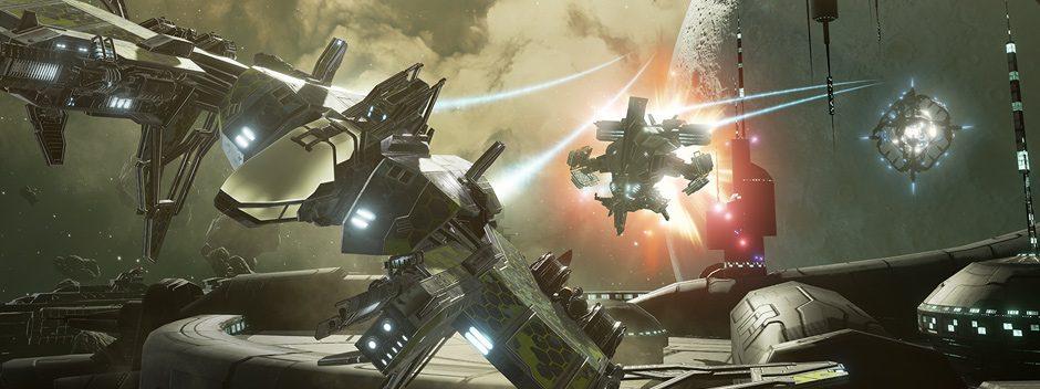 Comment CCP insuffle de la vie dans sa simulation de combats spatiaux, EVE: Valkyrie