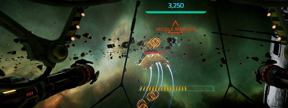 EVE: Gunjack arrive sur PlayStation VR