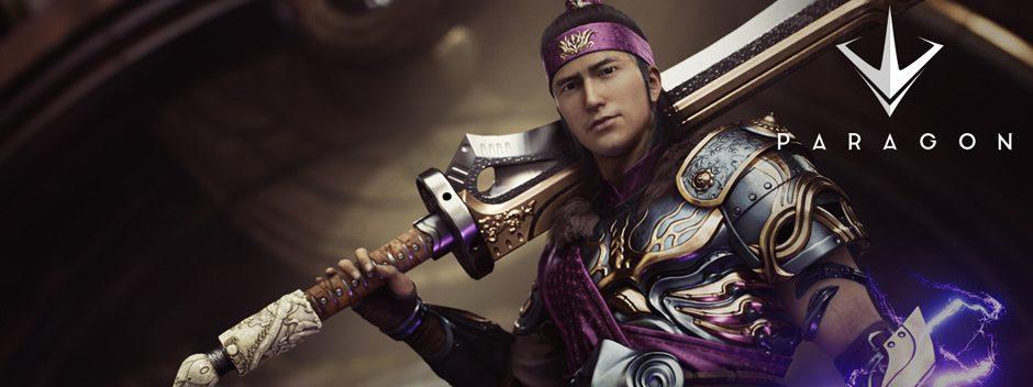 Nouveau héros de Paragon dévoilé : Kwang