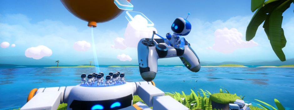 Découvrez les systèmes de contrôle innovants de The Playroom VR