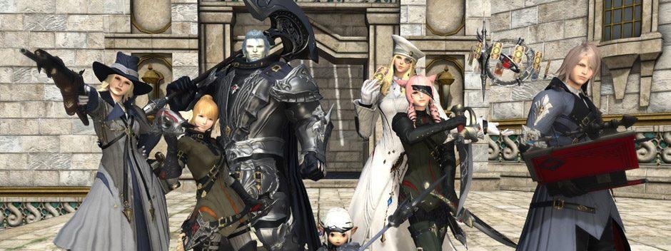 Final Fantasy XIV A Realm Reborn : Sortie de la mise à jour «Soul Surrender» aujourd'hui
