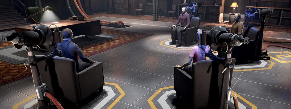 The Assembly, une aventure centrée sur les personnages, se joint au lancement de PlayStation VR prévu demain
