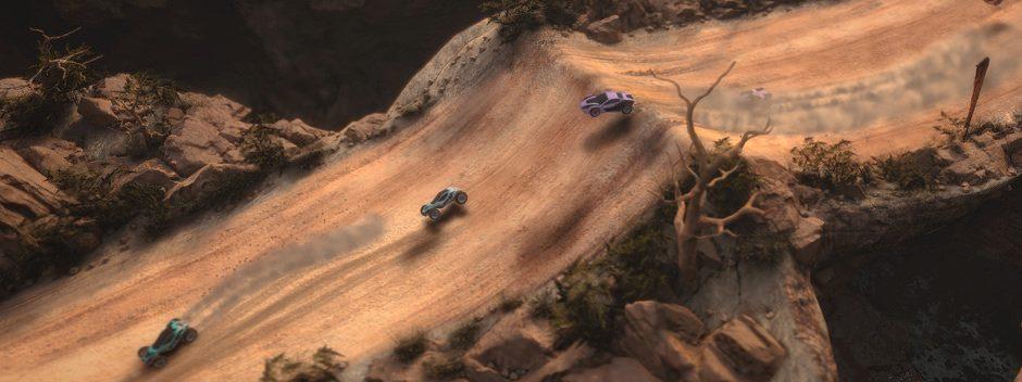 Mantis Burn Racing passe la PS4 à la vitesse supérieure le 12 octobre