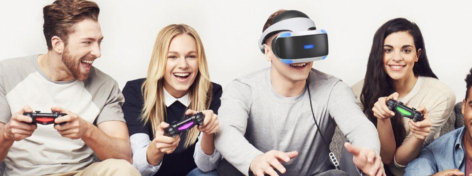Gagnez une PS4 Pro, PSVR, une TV 4K HDR et 16 jeux PSVR avec notre concours Future of Play