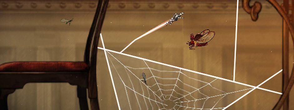 Le jeu d'énigmes Spider: Rite of the Shrouded Moon sort demain sur PS4 et PS Vita