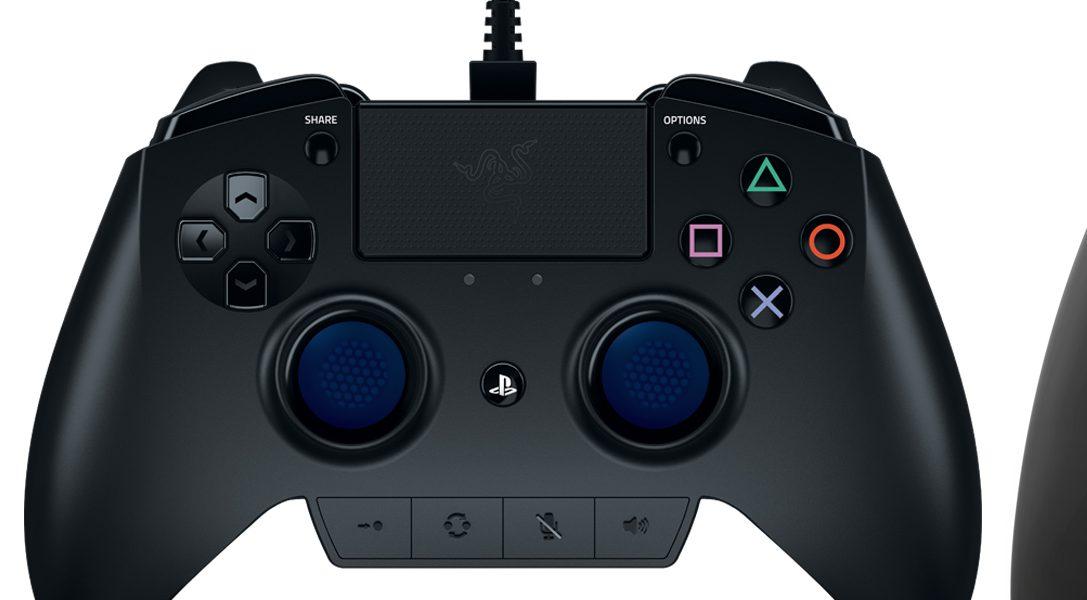 Deux nouvelles manettes pro sous licence annoncées pour PS4