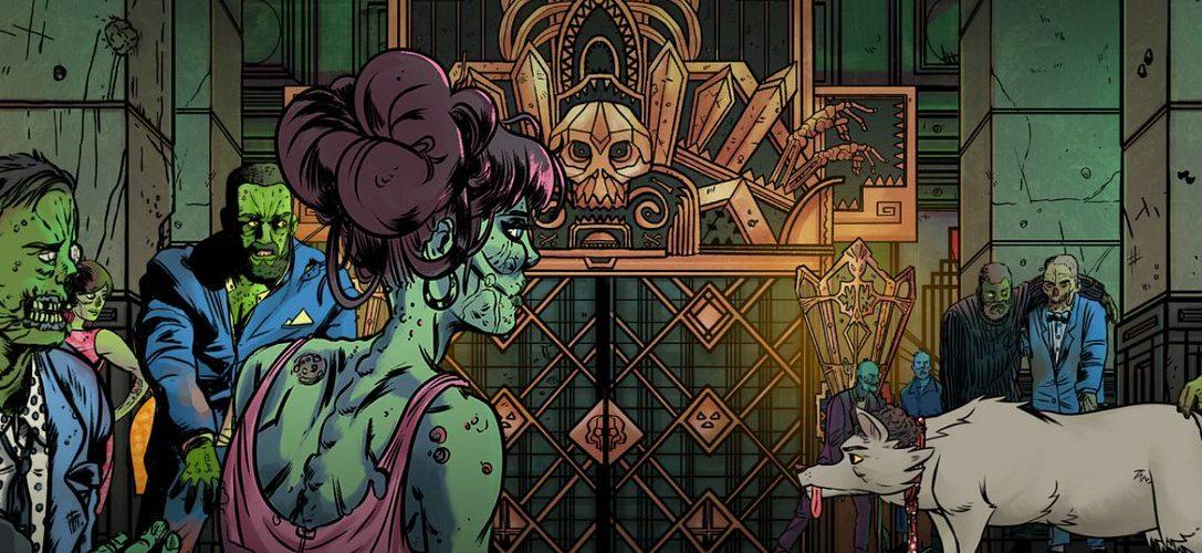 Wailing Heights, le jeu d'aventure musical à faire danser les morts est annoncé sur PS4