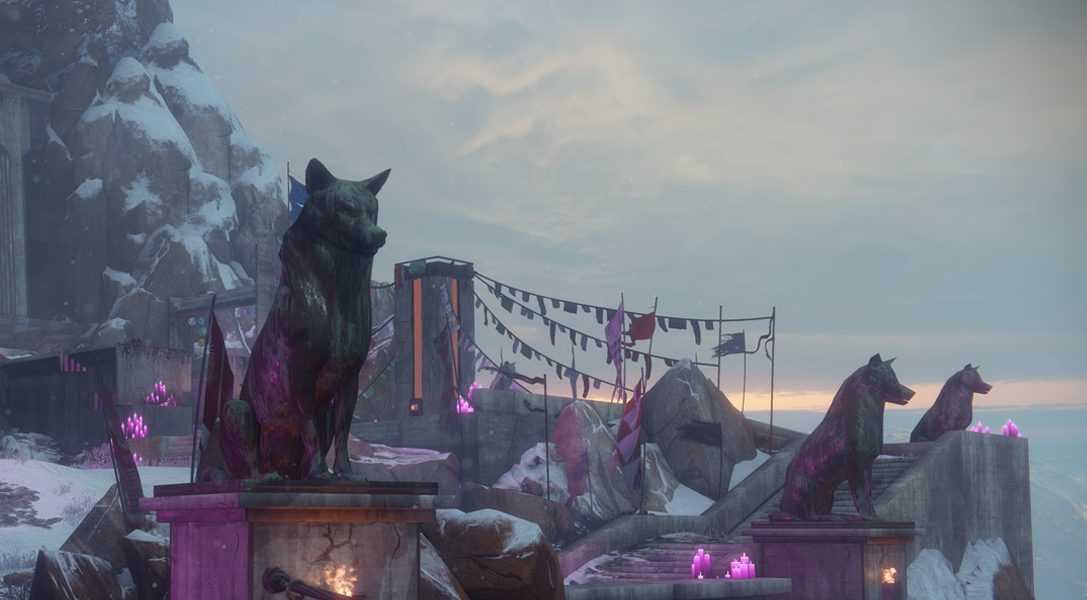 La fête des âmes perdues revient sur Destiny