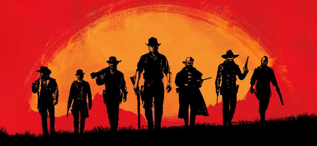 Red Dead Redemption 2 : PlayStation et Rockstar Games annoncent leur partenariat