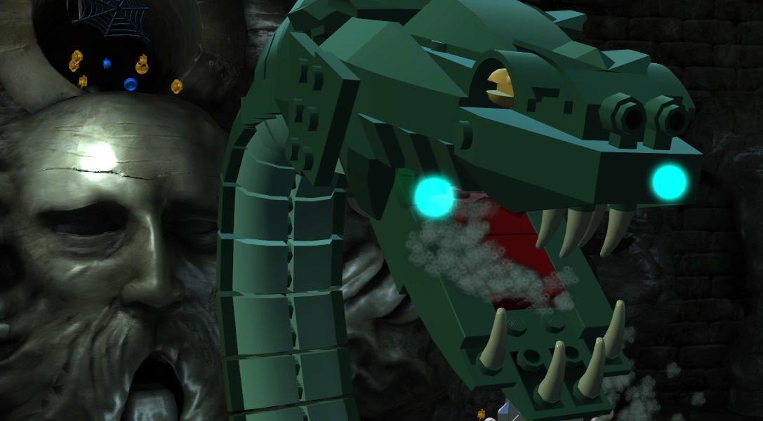 Redécouvrez la magie du monde des sorciers dans Lego Harry Potter Collection, qui sort aujourd'hui sur PS4