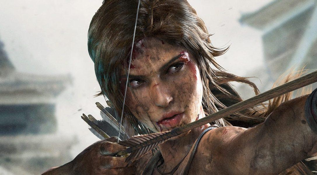 Lara Croft… un cheval de course ? Anecdotes véridiques tirées du livre 20 ans de Tomb Raider