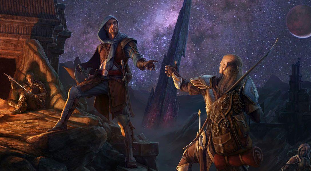 Allez partout, jouez avec qui vous voulez : de gros changements arrivent sur The Elder Scrolls Online