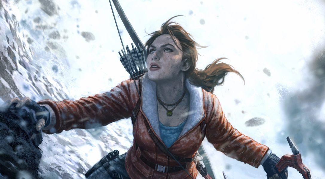 Mise à jour du PlayStation Store : Tous les jeux de lancement PS VR, Rise Of The Tomb Raider, et bien d'autres…