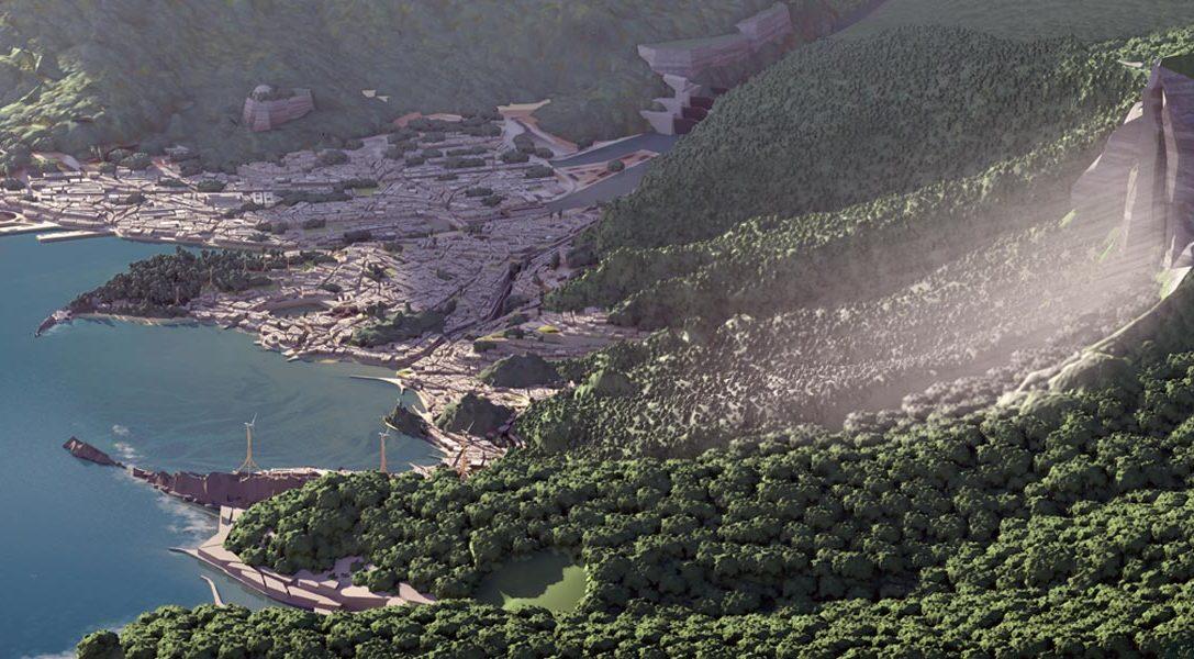 Création de Karnaca pour Dishonored 2 : quand Los Angeles rencontre l'île du Crâne