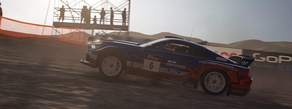 Comment GT Sport tire le meilleur de la PS4 Pro et du PlayStation VR