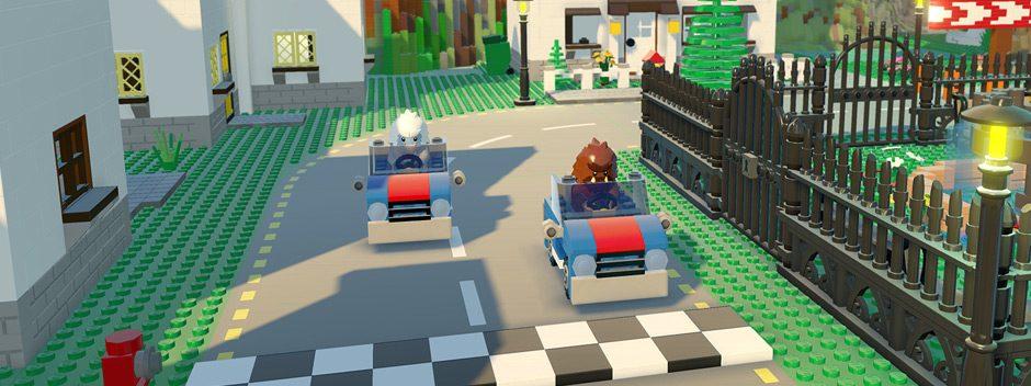 Construisez seul ou entre amis avec Lego Worlds, qui débarque sur PS4 en février 2017 !