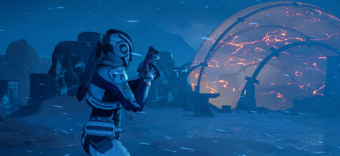 Fêtez le N7 Day avec une nouvelle bande-annonce de Mass Effect: Andromeda