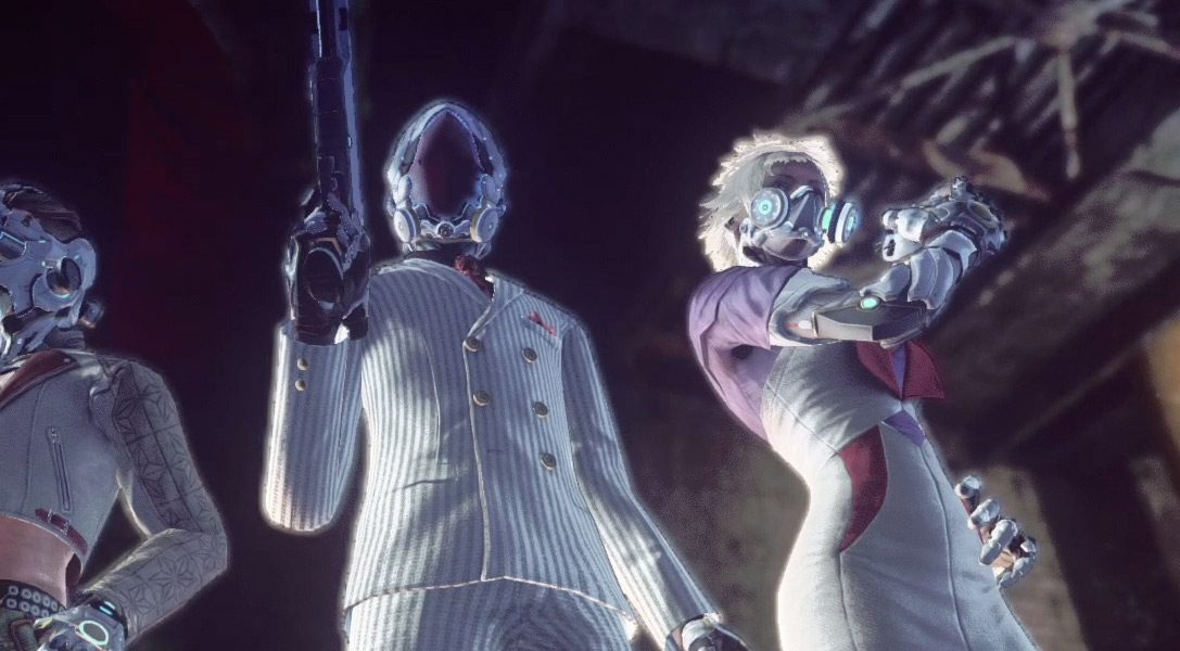 Découvrez les terribles personnages du nouveau jeu d'action de Suda51 sur PS4, Let It Die