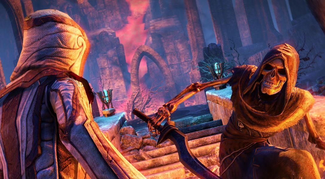 The Elder Scrolls Online est gratuit ce week-end, découvrez les améliorations PS4 Pro