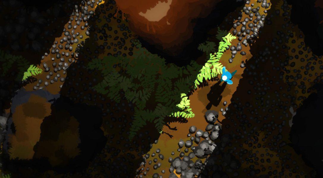 Explorez une forêt surréelle qui répond à vos gestes dans Future Unfolding sur PS4