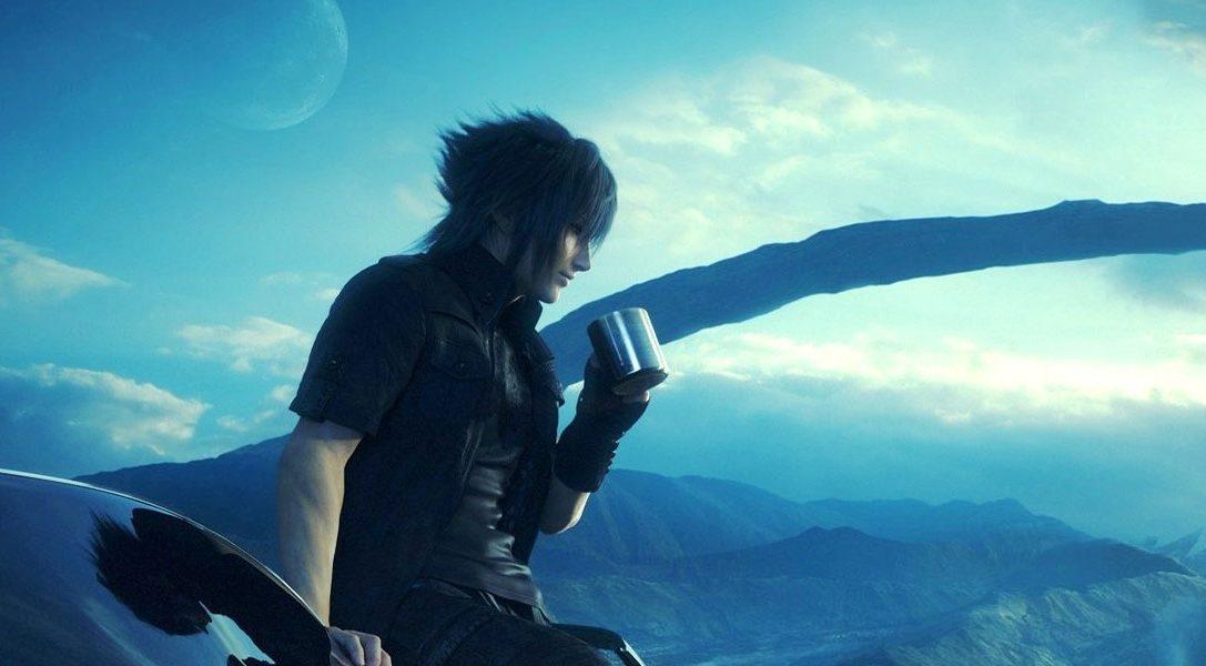 Mise à jour du PlayStation Store : Final Fantasy XV, Steep, How We Soar…